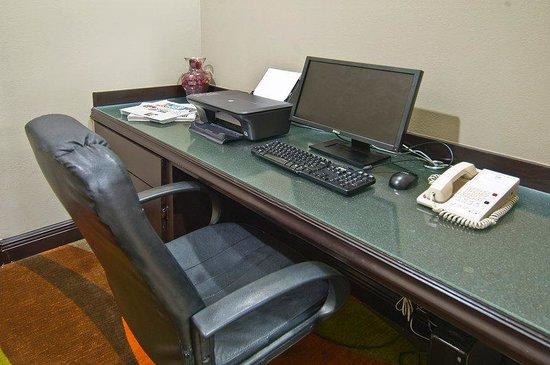 Holiday Inn Opelousas: Business Center