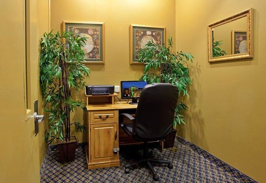Holiday Inn Opelousas: Internet Access with Printer