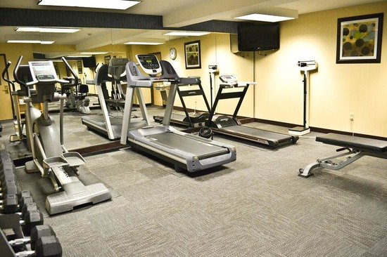 Holiday Inn Seattle Downtown: Gym
