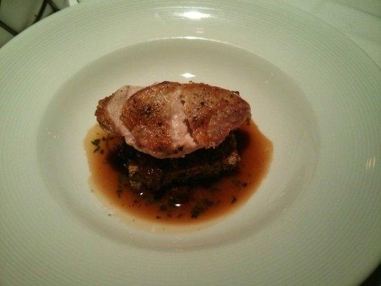 Couloir Restaurant: Pheasant