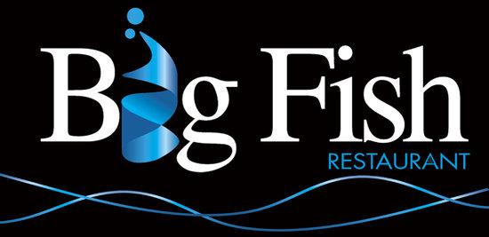 Big Fish Restaurant & Bar : BIG FISH!