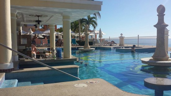 Hotel Riu Palace Cabo San Lucas : Alberca norte