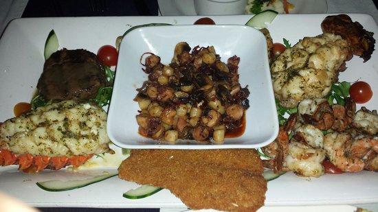 Baja Lobster Company: Excelente platillo