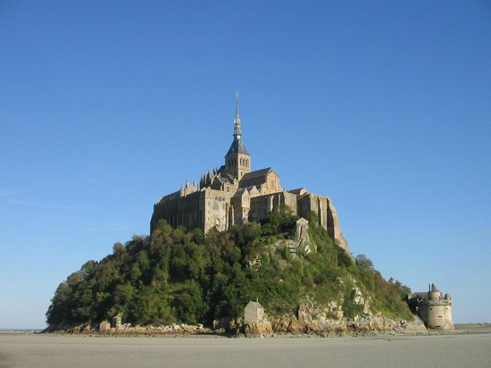 Abbaye du Mont-Saint-Michel: Possibly the most beautiful island in the world