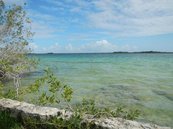Centro Holistico Akalki: Laguna de Bacalar