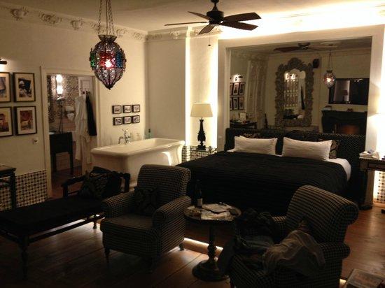Ackselhaus : Kairo Room -HEAVEN