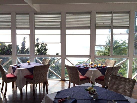Blue Haven Hotel: Breakfast