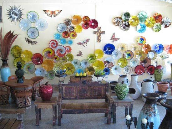 Glass wall artPicture of Taides Imports San AntonioTripAdvisor