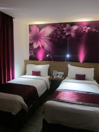 Favehotel Cenang Beach: satisfactory rooms