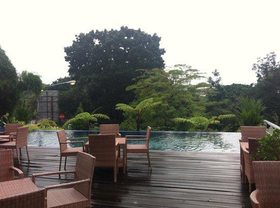 HOUSE Sangkuriang - Bandung : Pool