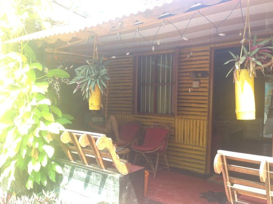 Kerala Bamboo House: Our hut