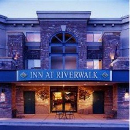 Inn and Suites at Riverwalk: Exterior ISRIV