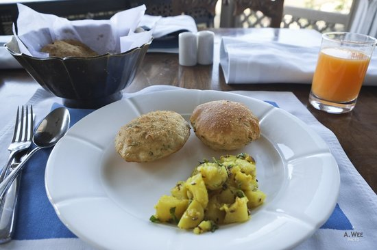 Fairmont Jaipur: Breakfast at Zoya