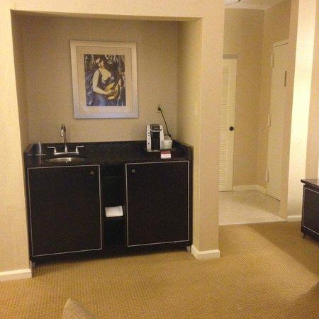 Hotel Metro: Mini Bar
