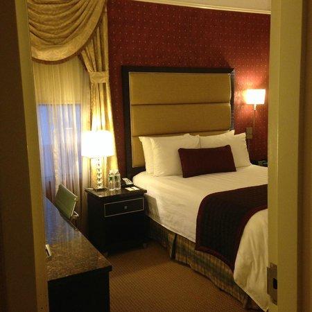 Hotel Metro : Bedroom