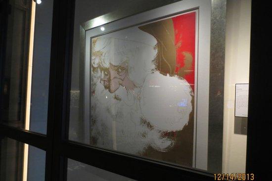 Miel Brasserie Provencale: Warhol