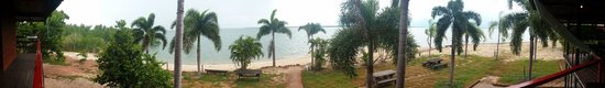 Crab Claw Island, ออสเตรเลีย: View from dining area
