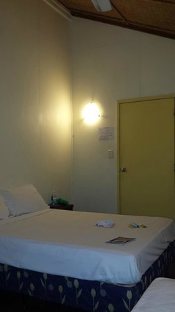 Crab Claw Island Resort: Room
