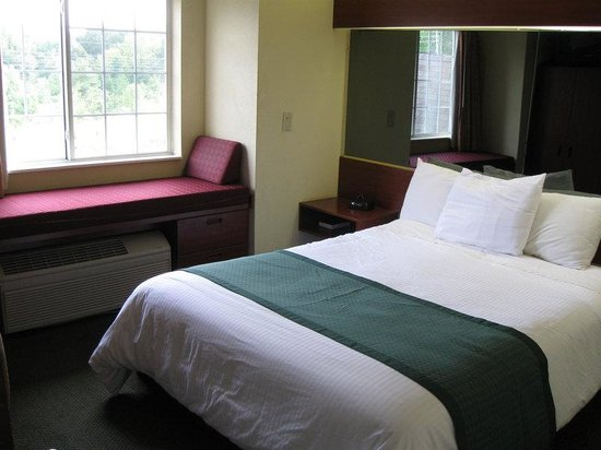 Microtel Inn & Suites by Wyndham Thomasville/High Point/Lexi: One Queen Bedroom