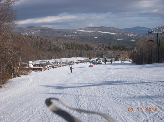 Sugarbush Mountain Ski Resort: Base Lodge, Mount Ellen