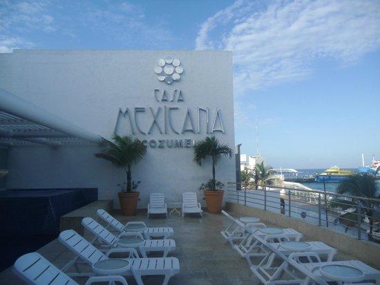 Casa Mexicana Cozumel: Exterior