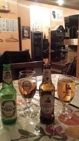 il Bevitore : ビールで乾杯♡