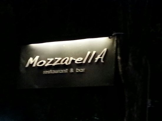 Mozzarella: Best place