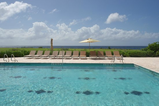 Santa Barbara Beach & Golf Resort, Curacao: Pool at Sea Traditions