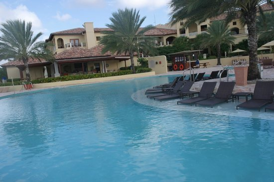 Santa Barbara Beach & Golf Resort, Curacao: Main Pool