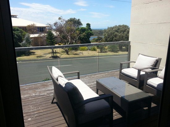 Alouarn Apartments: Nice place to sit with some wine