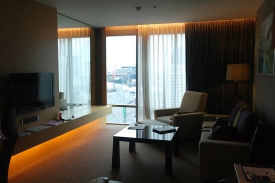 Sivatel Bangkok: номер