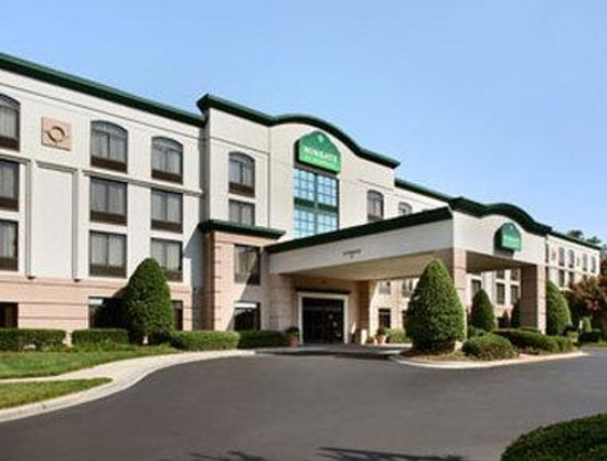 Wingate by Wyndham Charlotte Airport South/ I-77 Tyvola: Welcome to Wingate By Wyndham Charlotte Airport