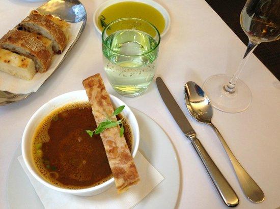 Boulud Sud : Harira Soup