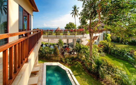 Discovery Candidasa Cottages & Villas : Discovery Candidasa Cottages and Villas