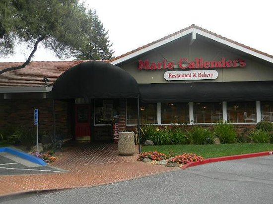 Marie Callender's: front entrance