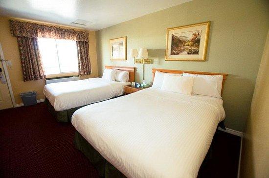 Tulip Inn Mt. Vernon: Double Room