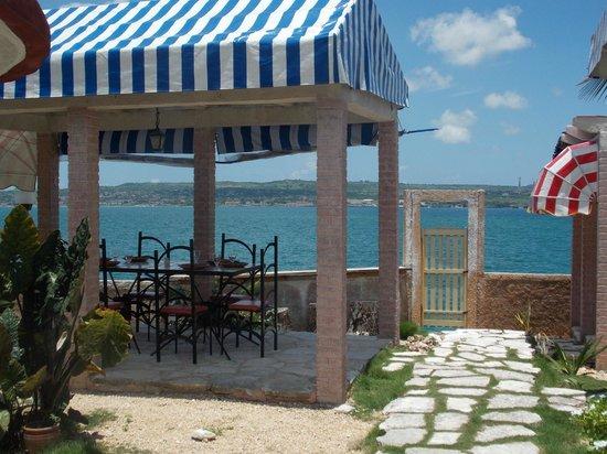 Matanzas Province, คิวบา: vue direct sur la mer ! le paradis.