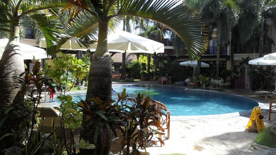 BEST WESTERN Boracay Tropics Resort : Территория отеля