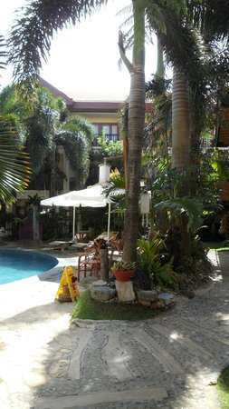 BEST WESTERN Boracay Tropics Resort: Территория отеля