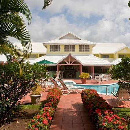 Bay Gardens Hotel Property