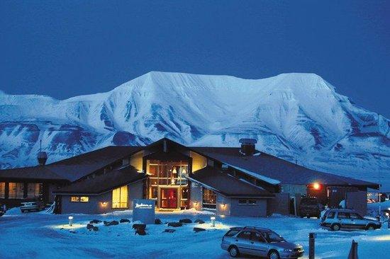 Radisson Blu Polar Hotel, Spitsbergen, Longyearbyen