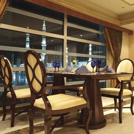 Anwar Al Madinah Movenpick Hotel : Restaurant