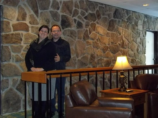 Inn At Deep Creek : Inside the Inn!