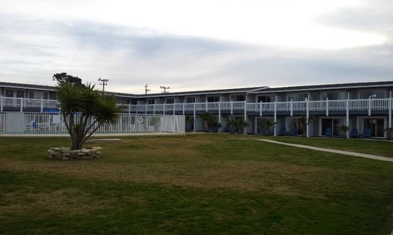 San Simeon Lodge : hotel2