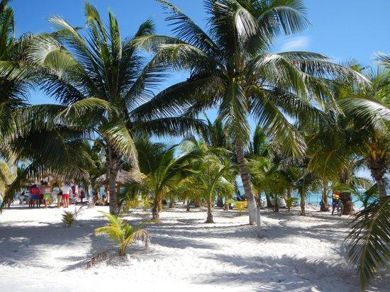 Mahahual Beach: Beautiful Beach