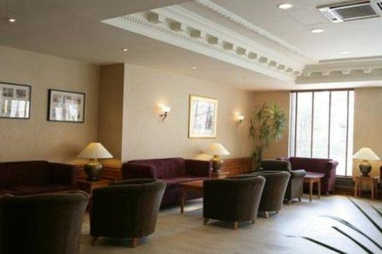 Hallmark Hotel Glasgow: Reception Lounge