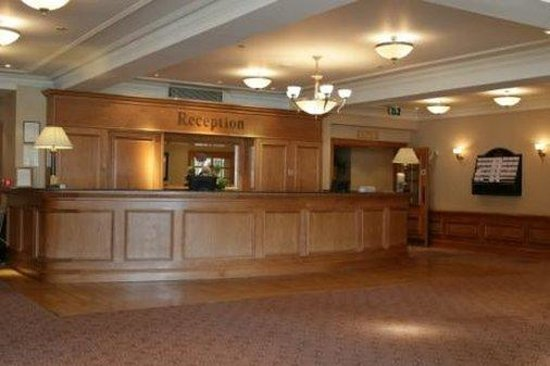 Hallmark Hotel Glasgow: Reception