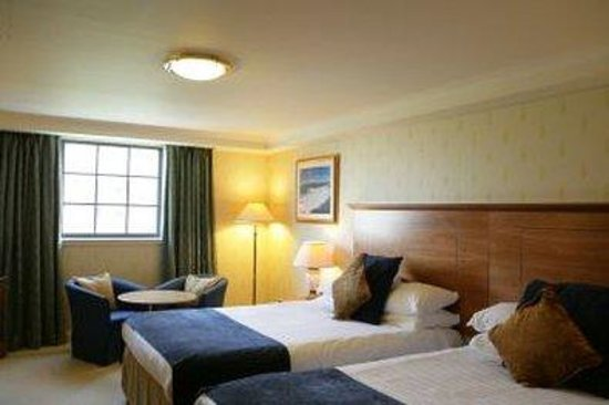 Hallmark Hotel Glasgow: Twin Room