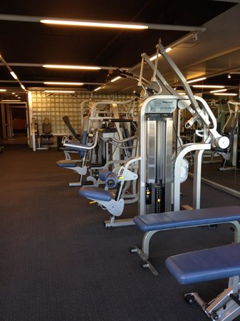InterContinental Adelaide: Gym