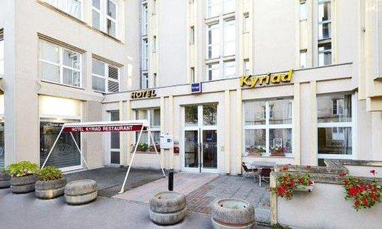 Kyriad Metz Centre : Exterior View